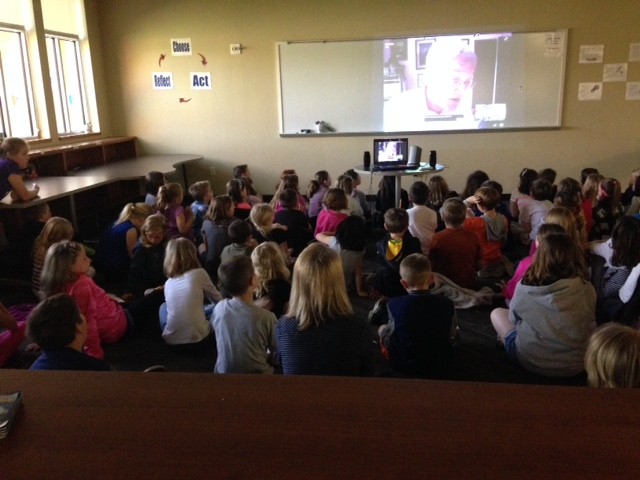 Skyping into the classroom