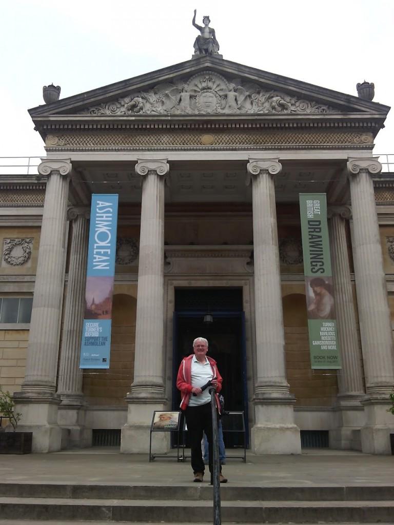 Ashmolean Library