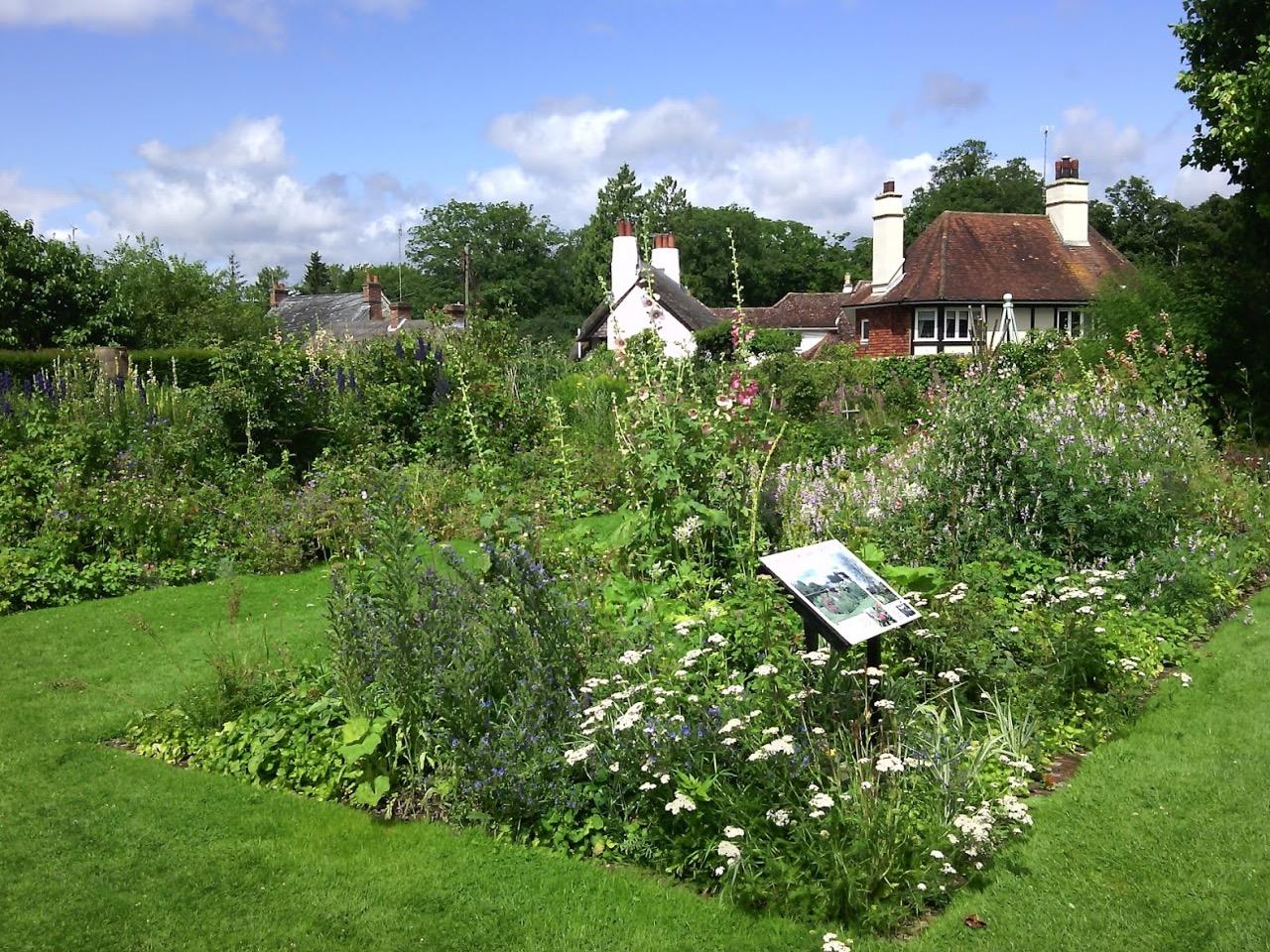Gilbert White's Garden