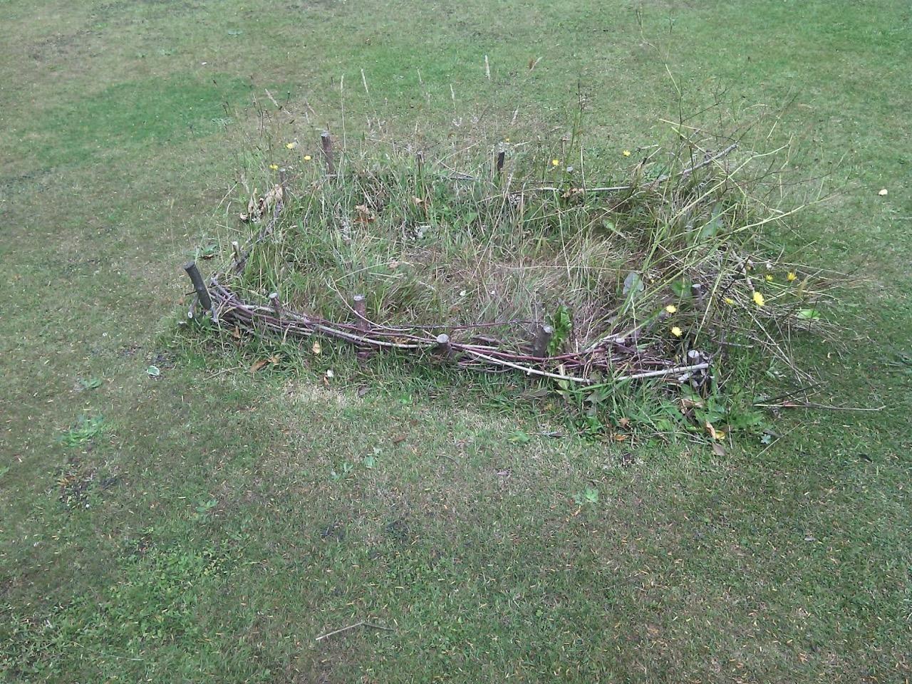 The lawn plot